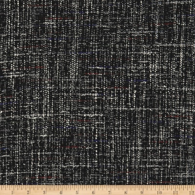 Telio Tweed Black Boucle