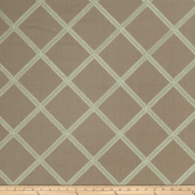 Fabricut Arvada Diamond Spearmint