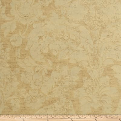Fabricut Hoskins Wallpaper Burnished Gold (Double Roll)