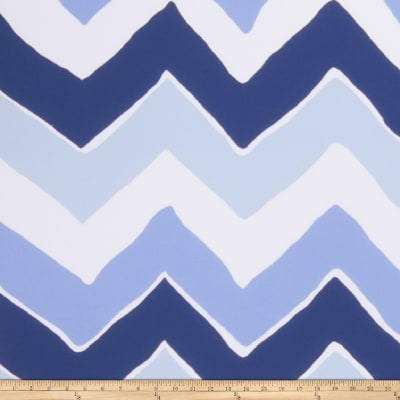 Dana Gibson Kuba Kuba Wallpaper Navy Blue (Double Roll)