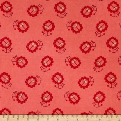 Lion Flannel Grapefruit