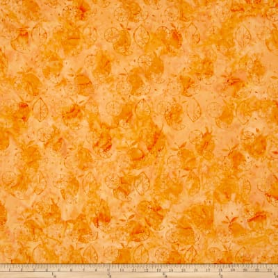 Island Batik  Fresh Pick'ins Lemons Candy Corn