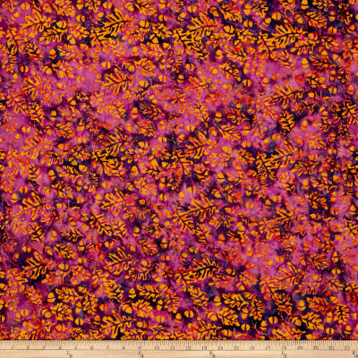 Island Batik Sunflower Seranade Acorn Mixed Berry