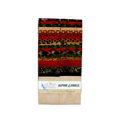"Alpine Jungle 2.5"" Strip Multi"