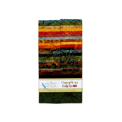 "Pumpkin Patch 2.5"" Strip Multi"