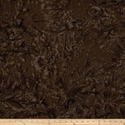 Batik Cotton Basics   Coffee