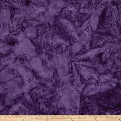 Batik Cotton Basics   Grape