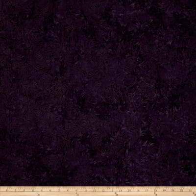 Batik Cotton Blenders Marble Blackberry
