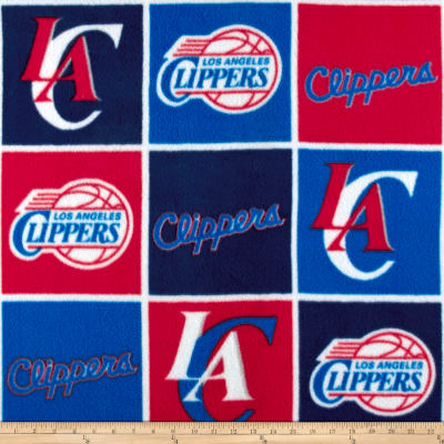 NBA Fleece Los Angeles Clippers