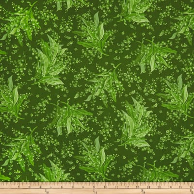 Maywood Studio Greenery Tonal Lily Green