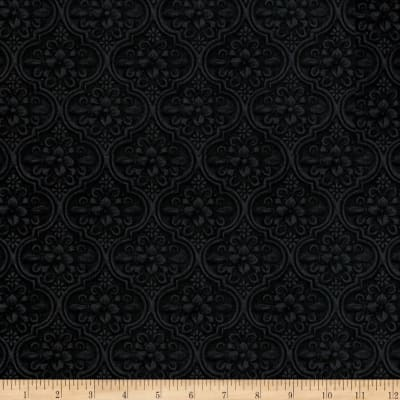 Maywood Studio Greenery Medallion Black
