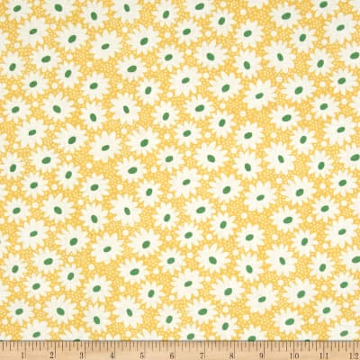 Maywood Studio Hi-de-Ho Daisies Yellow