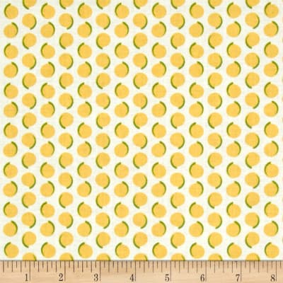 Maywood Studio Hi-de-Ho Swishy Dots Yellow