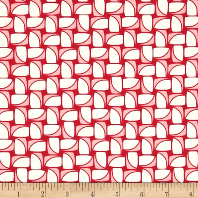 Maywood Studio Hi-de-Ho Chunky Pinwheels Red