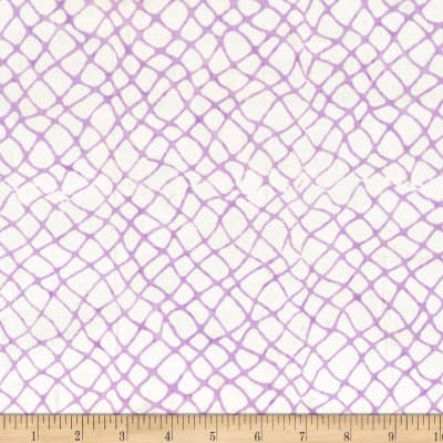 Victoria Findlay Wolfe Parts Deparments Batiks Netting Cream