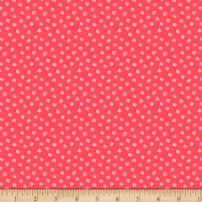 Wilmington Amorette Tiny Floral Dark Pink