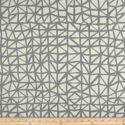 Genevieve Gorder Lattice Lace Pewter