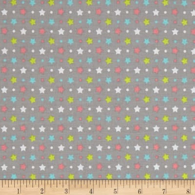 Stof France Infants Stella Multicolore