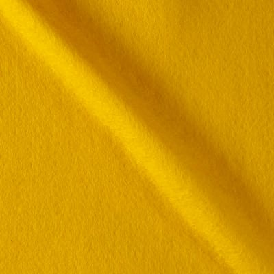 Acrylic Felt Yellow (Bolt, 20 Yard)