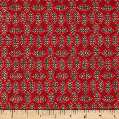 STOF France Le Quilt Orient Express Red