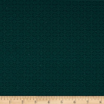 STOF France Le Quilt Equateur Teal Green