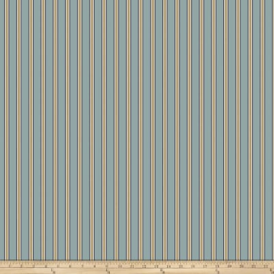 Morris & Co Kelmscott Gilt Stripe Blue