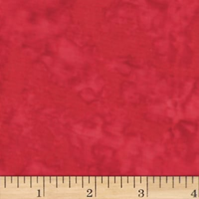Fresh Batiks Minerals Light Red