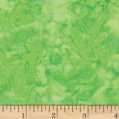 Fresh Batiks Minerals Dark Lime