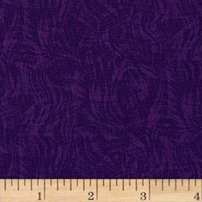Impressions Moire II Dark Purple