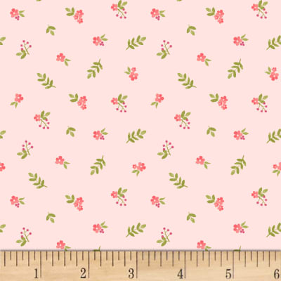 Fresh Picked Small Flowers Light Pink