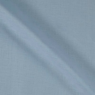 100% European Handkerchief Linen Ice Blue