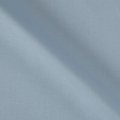 100% European Medium Weight Linen Baby Blue