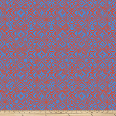 Kaffee Fassett Collective Vibrations Orange
