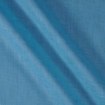 3.5 oz 100% European Linen Pacific Blue