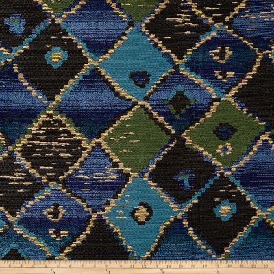 Navajo Southwest Oro Valley Jacquard Sapphire