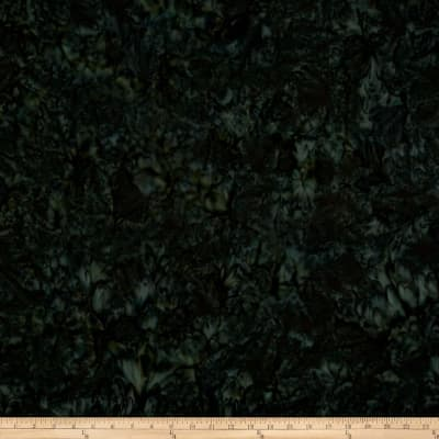 Anthology Batiks Lava Solid Soot