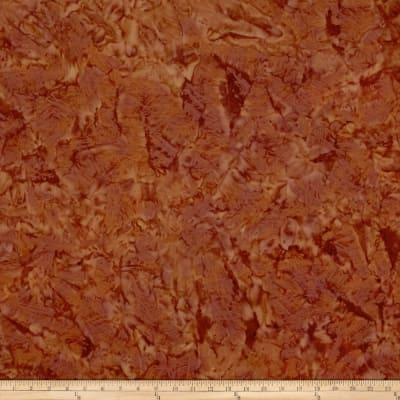 Anthology Batiks Lava Solid Spice