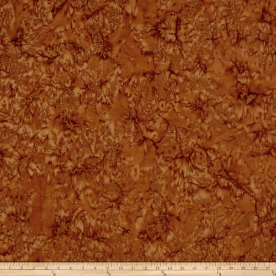 Anthology Batiks Lava Solid Brown Sugar
