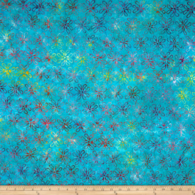 Anthology Batik Petals Twist
