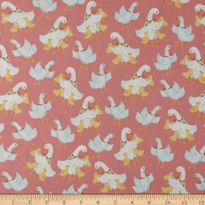 Ducky Tales Mother Duck Pink