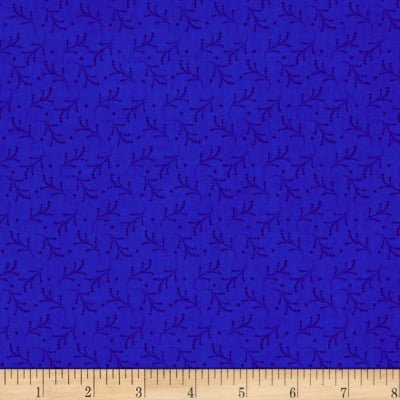 Bear Essentials 3 Dotted Vines Blue