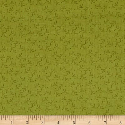 Bear Essentials 3 Dotted Vines Green