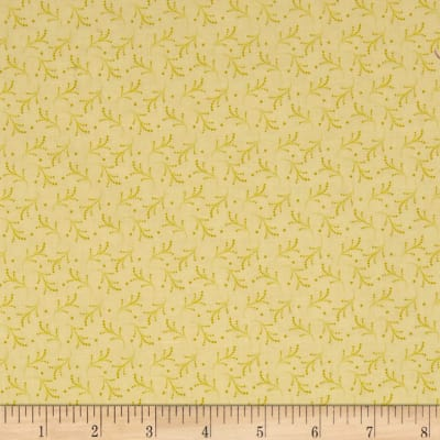 Bear Essentials 3 Dotted Vines Yellow