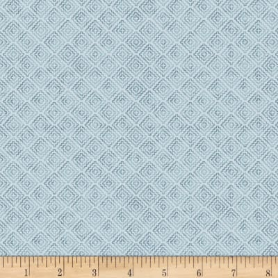 Stof Quilters Basics Light Blue