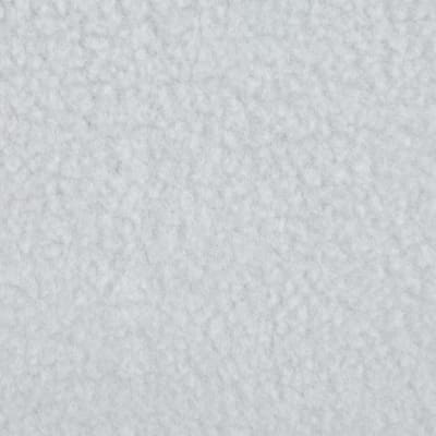 Fabric Merchants Frosty Wide Fleece White 72''