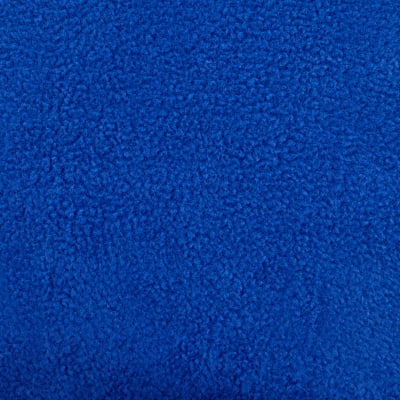 Fabric Merchants Frosty Wide Fleece Royal 72''