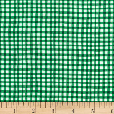 Michael Miller Gingham Play Gingham Play Pine