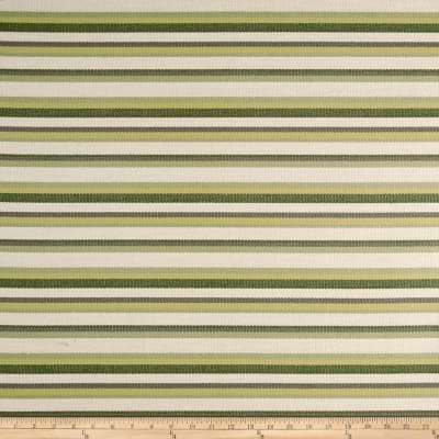 Sunformance Indoor/Outdoor Boardwalk Stripe JungleBasketweave