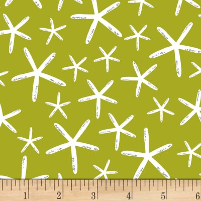 Michael Miller Project Dovetail Sea Star Meadow