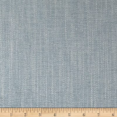Swavelle/Mill Creek Tempting Herringbone Chenille Sky
